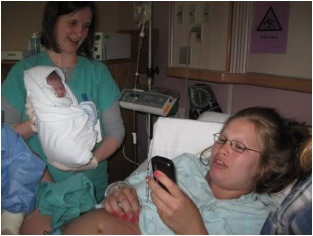 Когда надо рожать детей