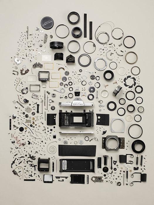 Из чего состоит фотоаппарат