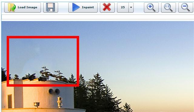 поддержания приложение удалить лишний предмет на фото это делает очень