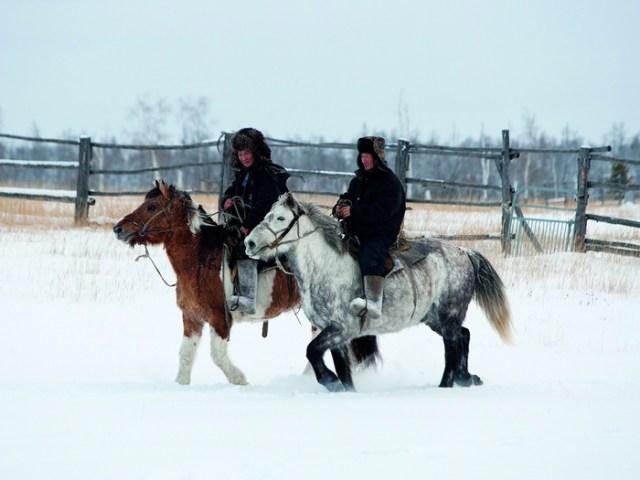 Фото дня от National Geographic (22 28 января 2012 года)