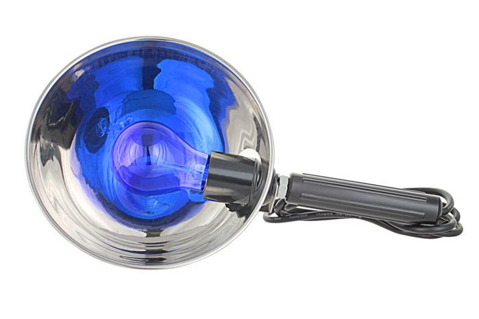 Медицинская лампа с дефлектором