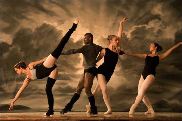Танцы от стресса и старения