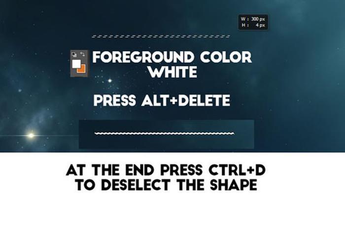 Создаём переливающийся текст в Фотошоп