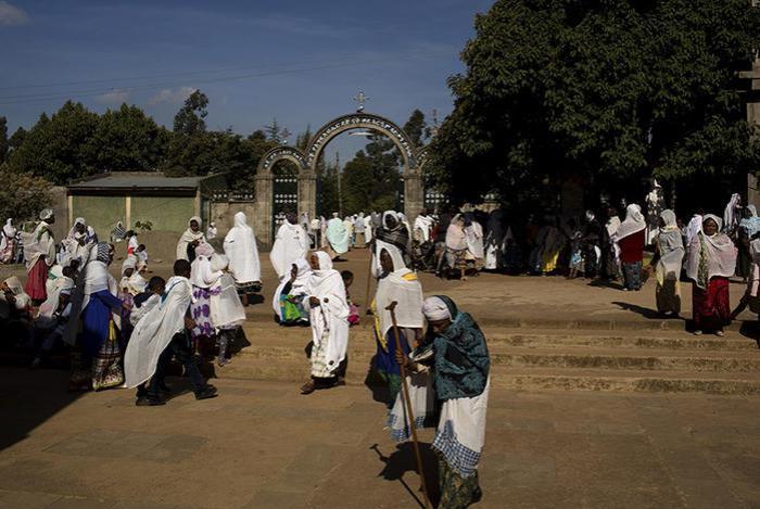 Как живется христианам вЭфиопии