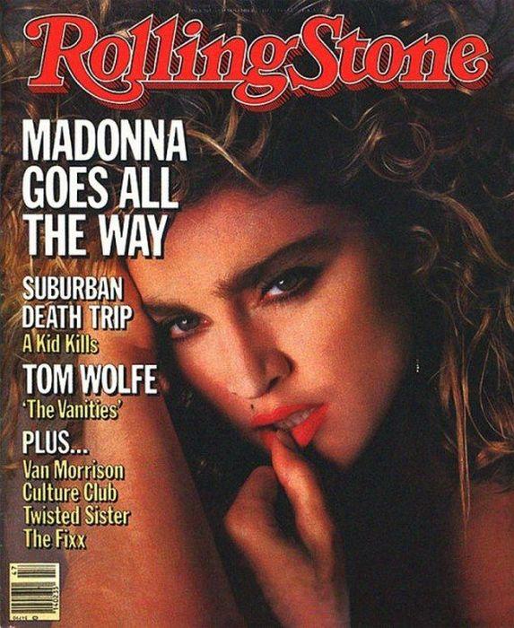 Эволюция Мадонны