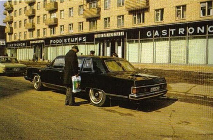 ГУМ, ЦУМ, «Березка» и другие легендарные магазины СССР