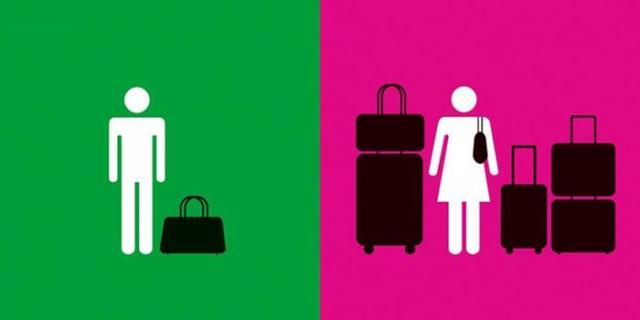 Наглядно: разница между мужчиной и женщиной с яркими примерами