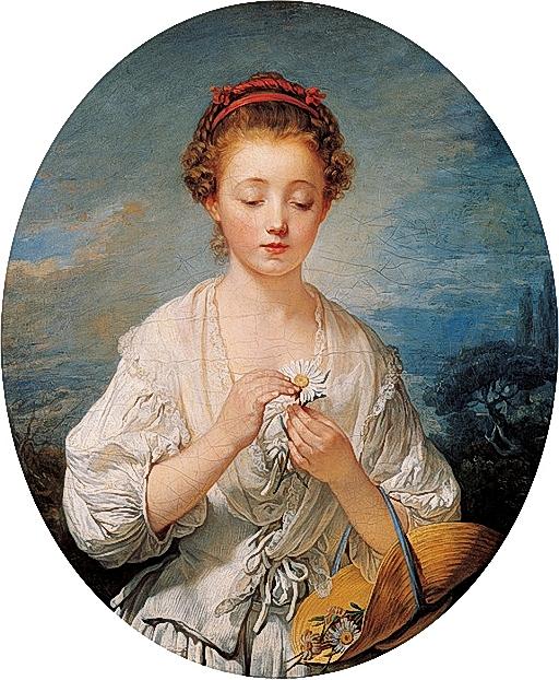 Jean-Baptiste Greuze .La Simplicité (Simplicity) 1759 (512x622, 324Kb)