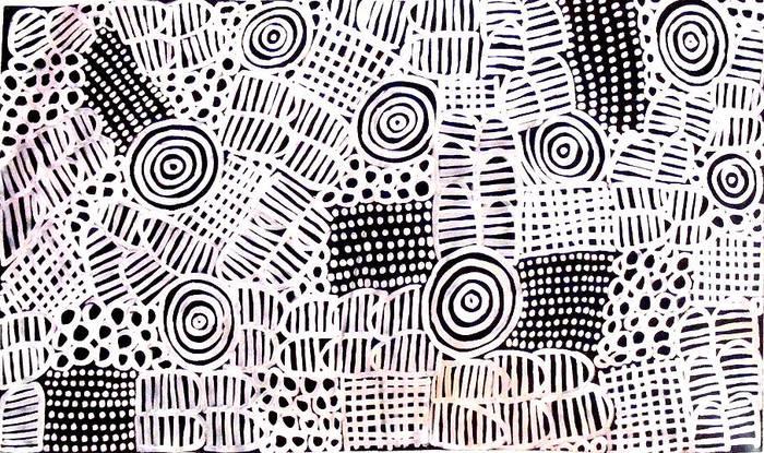 viziune aborigenă australiană