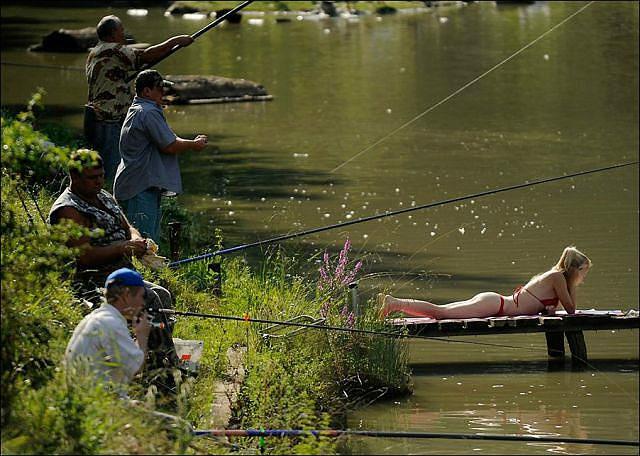 Риболов на русалки