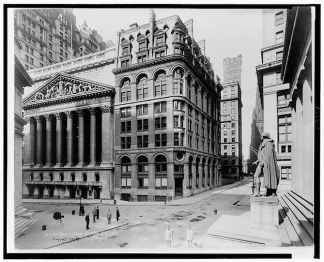 Как изменился Нью Йорк. Современные и архивные фотографии города