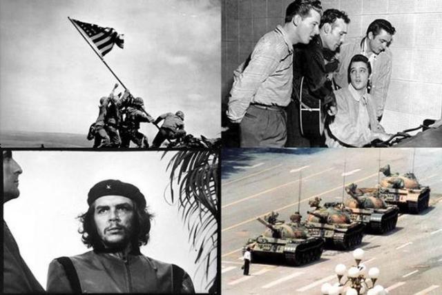 Необрезанные версии легендарных фотографий