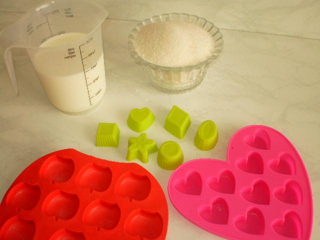 Как сварить сахар в молоке