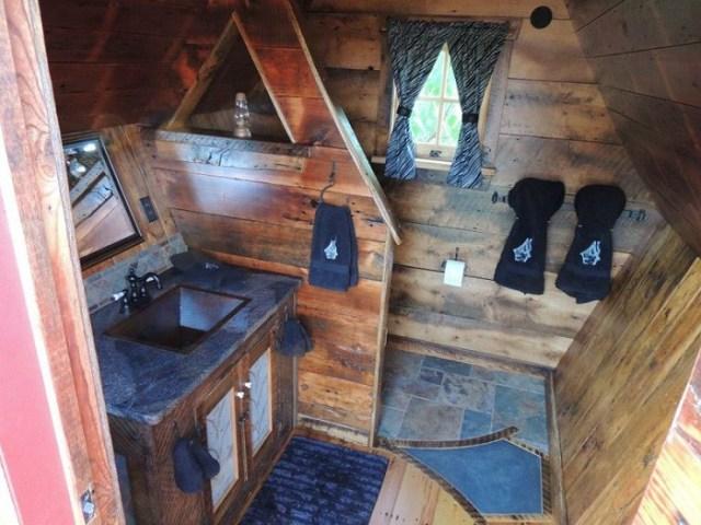 деревянные домики для дачи Дэн Поли 3 (700x525, 397Kb)