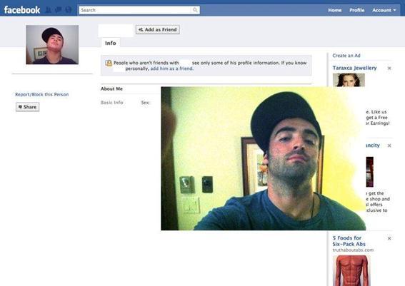 Пародии на аватарки Facebook