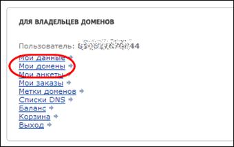 Настройка домена для дневника LiveInternet.ru