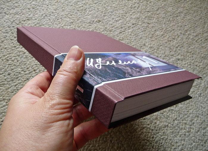 Bind egy könyvet a Scratch, Photo № 19