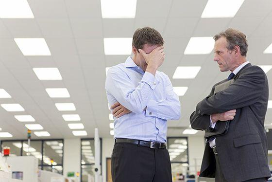 13 фраз, которые нельзя произносить в офисе