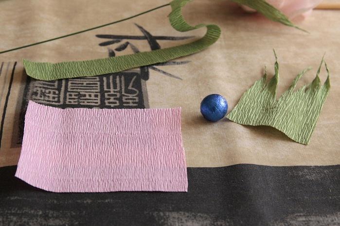 розы из гофрированной бумаги. мастер-класс (27) (699x466, 102Kb)