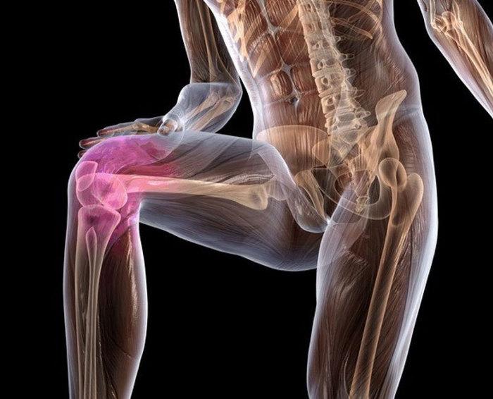 Супер упражнение при болях в коленных суставах от доктора Попова