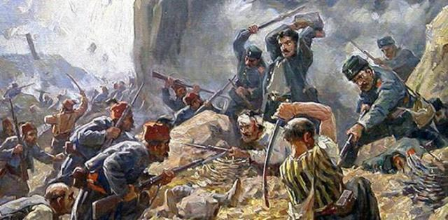 С какими странами больше всего воевала Россия за свою историю