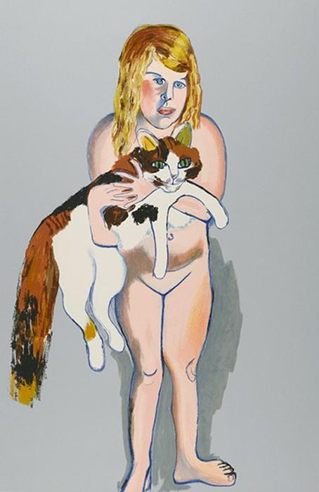 Пикассо не любил породистых кошек, или Коты на картинах известных художников