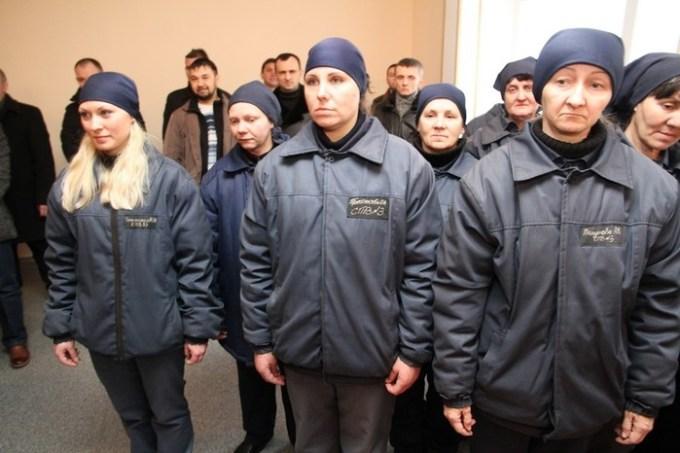 На каком жаргоне общаются женщины заключенные в российской тюрьме