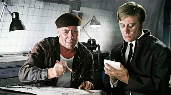 Лучшие советские актерские дуэты