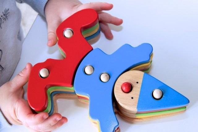 Деревянные игрушки: в шутку и всерьез