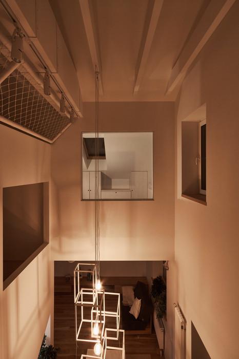 Современный дом в пригороде Москвы: интерьер студии Ruetemple