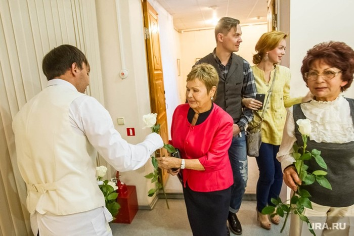 В Тюмени открылась выставка «фартового» московского художника