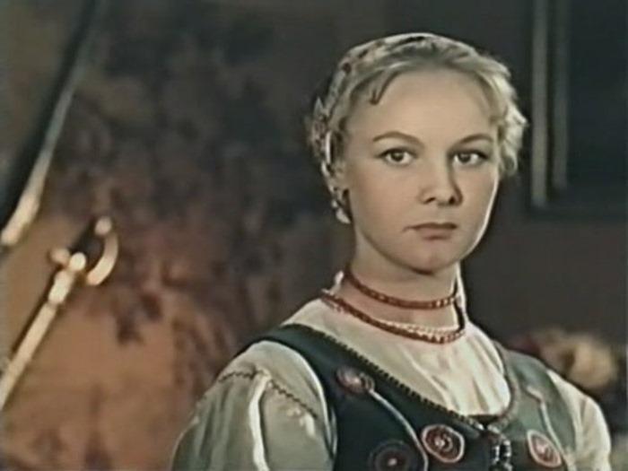 Актриса, которую прославила главная роль в фильме «Капитанская дочка»