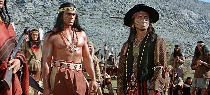 Правда ли, что индейцы «краснокожие»?