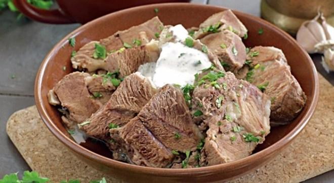 Диетические блюда из мяса