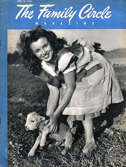 История Мэрилин Монро   20 редких фотографий пока неизвестной девушки