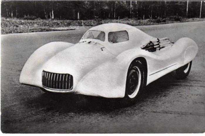 Эксклюзивные модели автомобилей советского автопрома