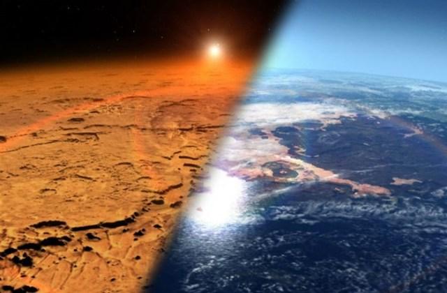 Способ NASA сделать атмосферу Марса пригодной для жизни