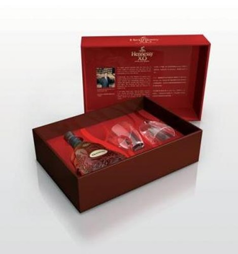 Лимитированные коллекции коньяка Hennessy