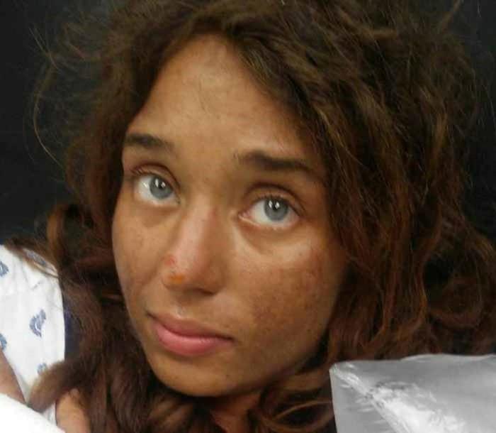 Почти целый месяц велись поиски 25 летней студентки Лизы...