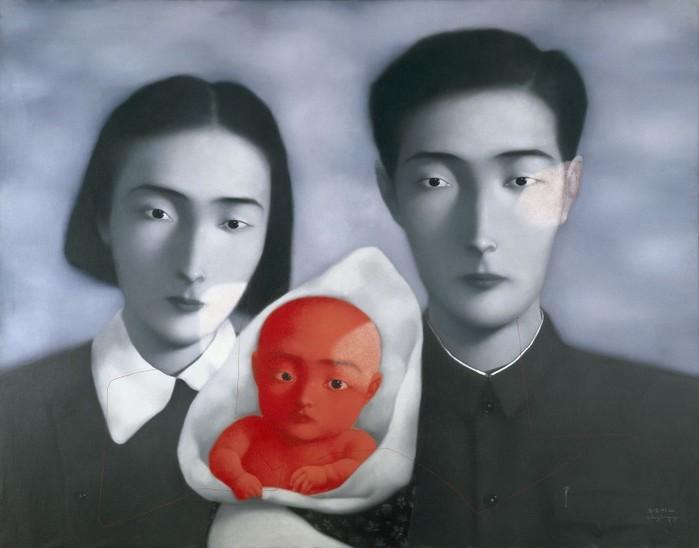 Известные китайские художники