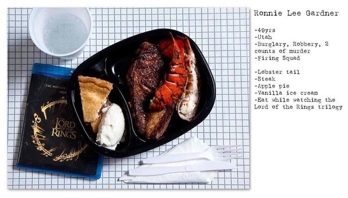Последние блюда приговоренных смертников: смерть на голодный желудок— не вариант