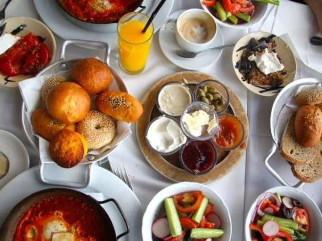 Лучшие завтраки со всего мира