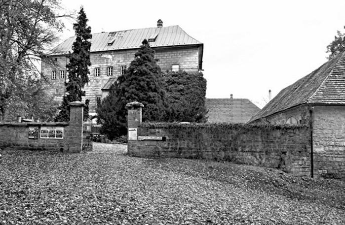 Замок Гоуска: врата в ад