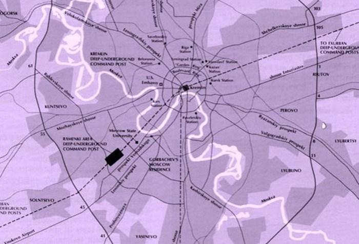 Секретное метро в Москве: миф или правда