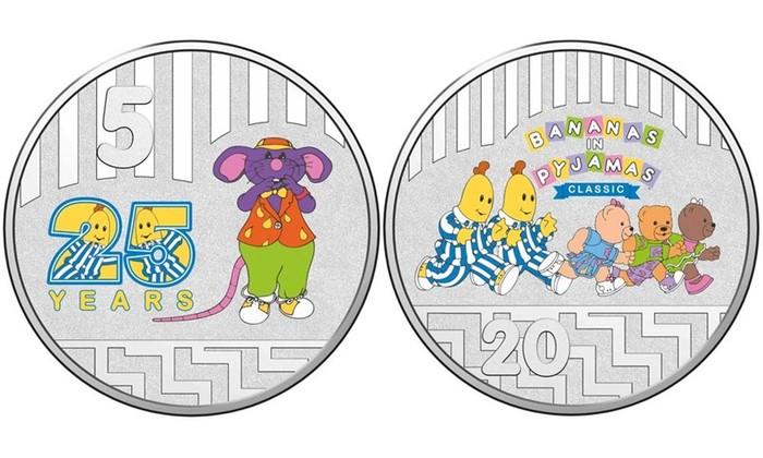 Какие смешные монеты выпустили в Австралии