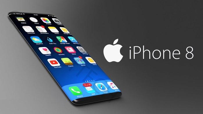 Раскрыты особенности нового iPhone 8 и дата продаж