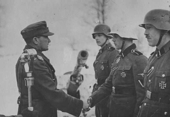 Иностранные легионы СС, которые воевали против Советского Союза
