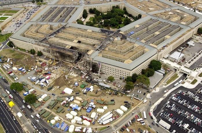 Была ли атака Боинга на Пентагон 11 сентября 2001 года