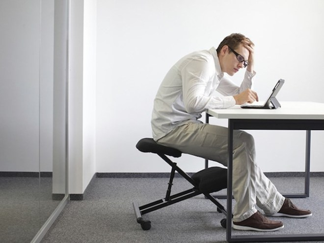 Ученые определили, сколько времени можно сидеть на стуле без вреда для здоровья