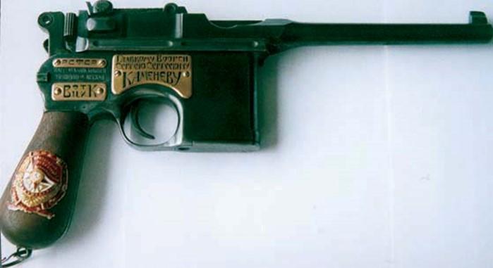 «Маузер»: пистолет, который стал популярным в России